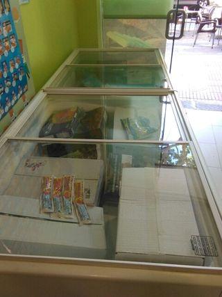 Congelador 4 puertas