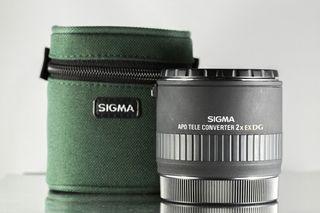 Sigma APO TELE CONVERTER 2x para Canon