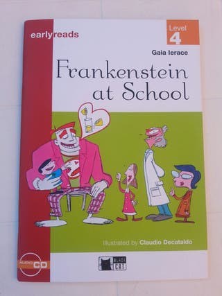 Frankenstein at School + Cd audio
