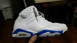 Nike Jordan 6 en su caja