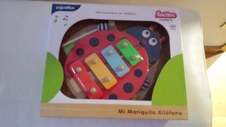 Juguete Bebé 18 meses Niño - Xilófono musical de m
