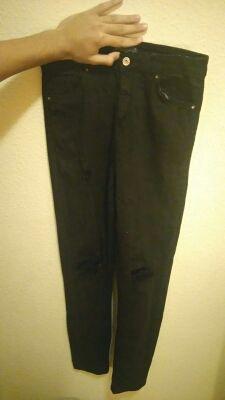 Pantalones Rotos Bershka