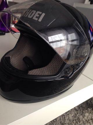 Casco moto shoei xr800