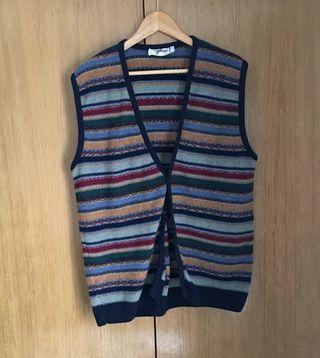 Suéter de rallas