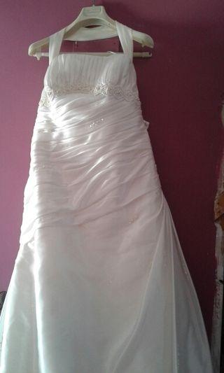 vestido de novia de segunda mano en la provincia de albacete en wallapop