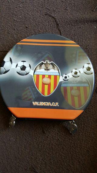 Porta cd del Valencia