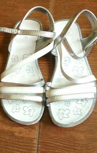 Sandalias niña n 32