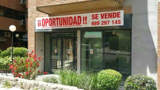 OPortunidad vendo local en Madrid