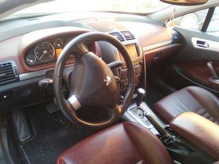 peugeot 407 coupe sport pack 2.7 204cv v6 cambio automático