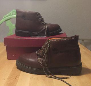 Zapato de cuero 100%