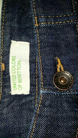 Pantalones vaqueros Benetton