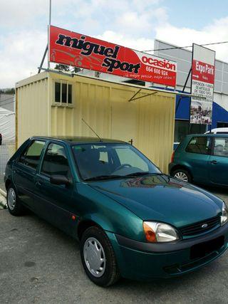 Ford fiesta estudio 18diesel