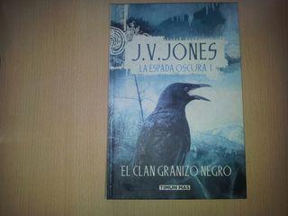 Libro de j.v. jones