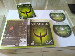 Xbox 360 - Quake 4... Incluye Quake 2