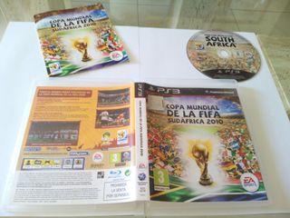 PS3 - Copa Mundial de la FIFA Sudáfrica 2010