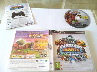 PS3 - Skylanders Giants