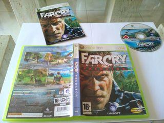Xbox 360 - Farcry Cry Instincts Predator