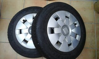 Llantas + Neumático Grupo VW