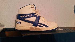 Reebok retro basket modelo bb5600 del año 85