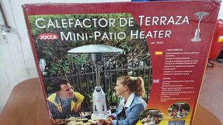 Calefactor de Terraza a gas