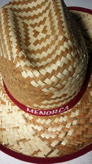 sombrero Menorca