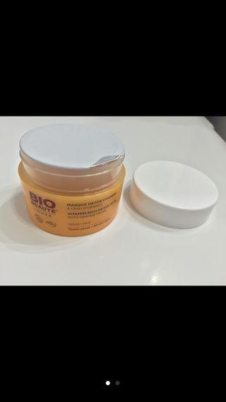 Mascarilla facial detox bio nuxe