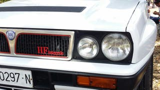 Lancia Delta Integrale HF Turbo 16V