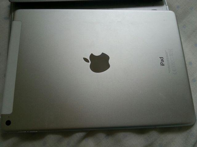 iPad air 2. Cellular +wifi. 128 gb. unlocked