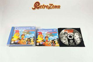 Chicken Run [2002] Dreamcast