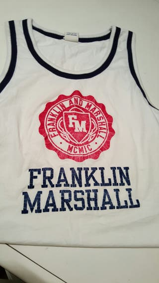 Camiseta franklin marshall