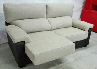 Sofá 3 Plazas 190 cm Asientos Extraibles