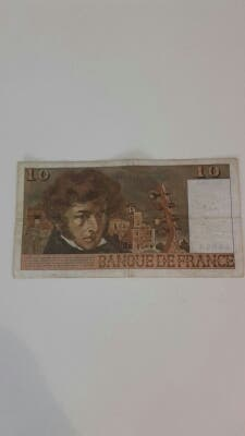 Billete antiguo