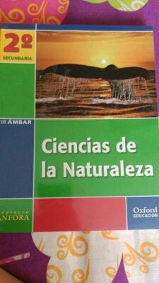 Libro ciencias de la naturaleza 2ESO