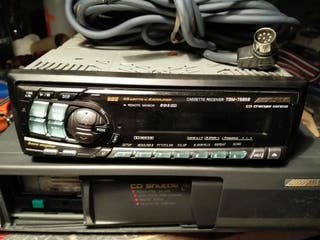 Auto radio alpine