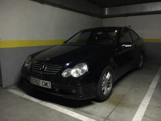 Mercedes Clase C Sportcoupe