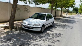Coche peugeot 106 Long Beach 1.4G