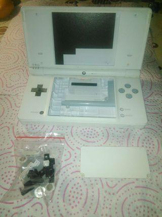 Carcasa original Nintendo Dsi blanca