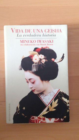 Libro Vida de una Geisha - Mineko Iwasaki