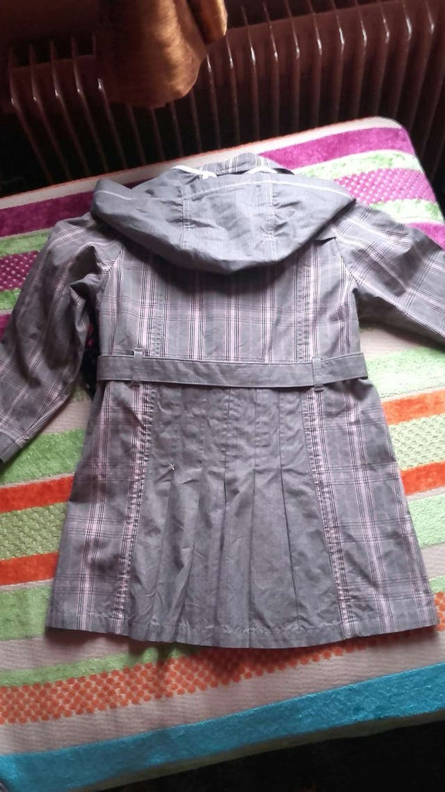 Trench Burberry fille 4 ans