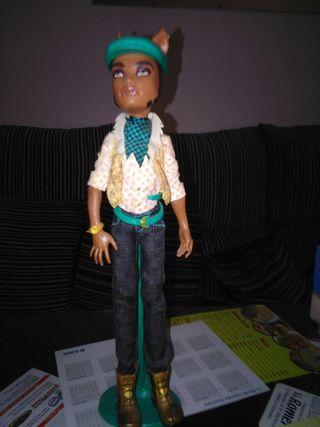 Muñeco original de Monster High