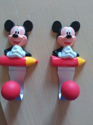 Percheros de Mickey