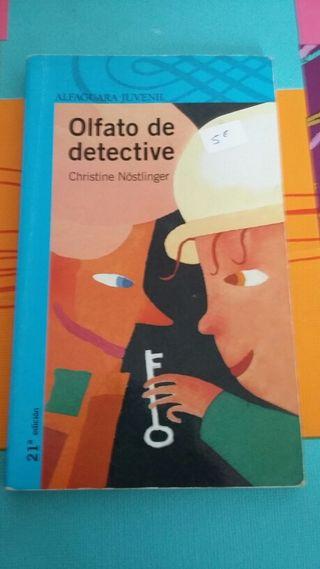 Libro olfato de detective