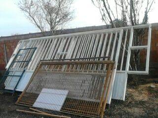 Puertas Metálicas Para Fincas O Terrenos De Segunda Mano Por 200