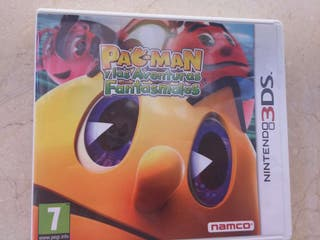 Juego 3ds Pac-Man
