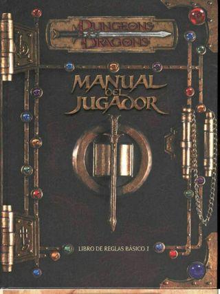 Manual del jugador D&D