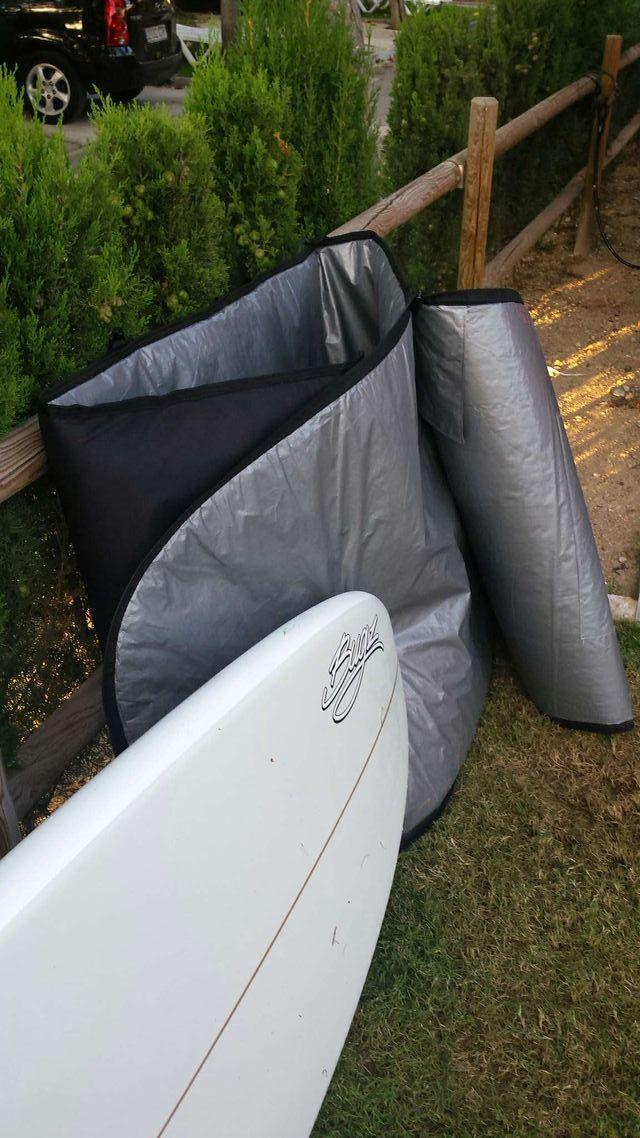 "Tabla paddle surf rigida 12"" BUGZ"