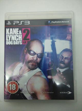 Videojuego ps3 kane and linch 2