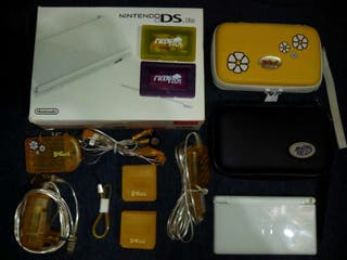 Nintendo ds lite + accesorios