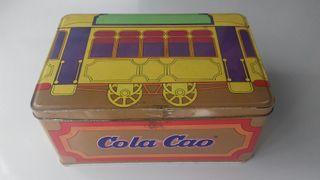 Lata Cola Cao antigua