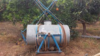 Tanque de pulverizar